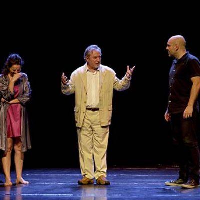 'Baile de huesos' pone el broche de oro al XIII Festival Internacional de las Artes Escénicas de Calzada