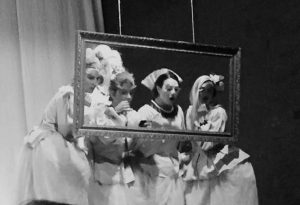 """El XIII Festival Internacional de la Artes Escénicas de Calzada de Calatrava acogerá el 27 de Octubre la comedia barroca """"Meninas""""· de Le Corps d'Ulan"""